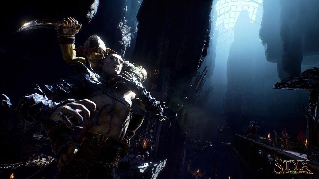 Styx выходит на новый уровень: Cyanide анонсировала Shards of Darkness - Изображение 1
