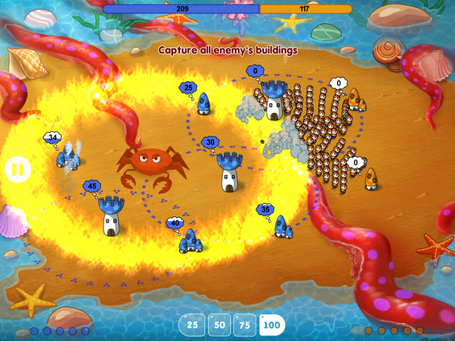 Станет ли сиквел Mushroom Wars одним из пионеров киберспортивных мобильных игр? - Изображение 3