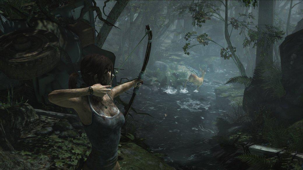 """Tomb Raider. Репортаж с """"Игромира 2012"""". - Изображение 3"""
