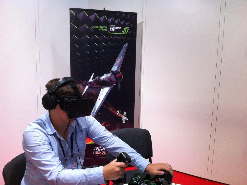 War Thunder. Впечатление от закрытого показа в очках Oculus Rift - Изображение 2