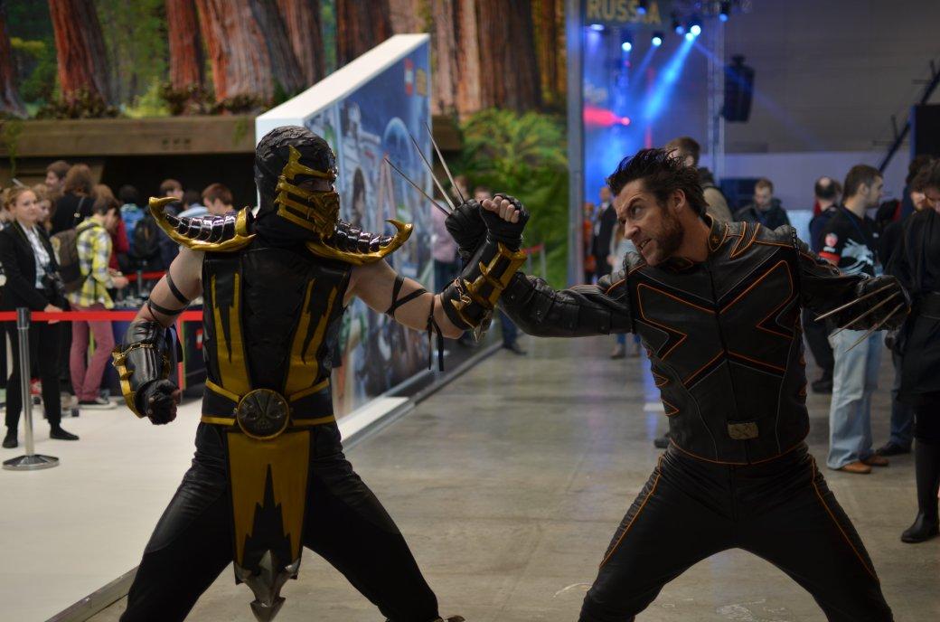 Фотоотчет с «Игромира» и Comic Con Russia, день 1 - Изображение 21