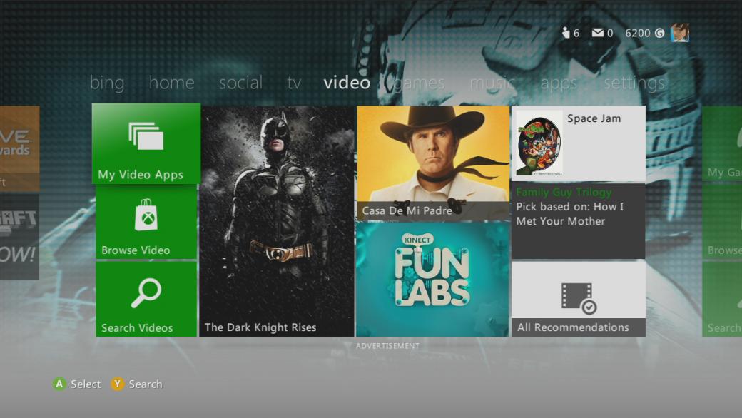 Обзор нового дашборда Xbox 360 - Изображение 4