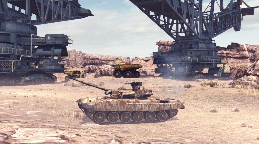 Началось тестирование Tank Domination на PC. - Изображение 1