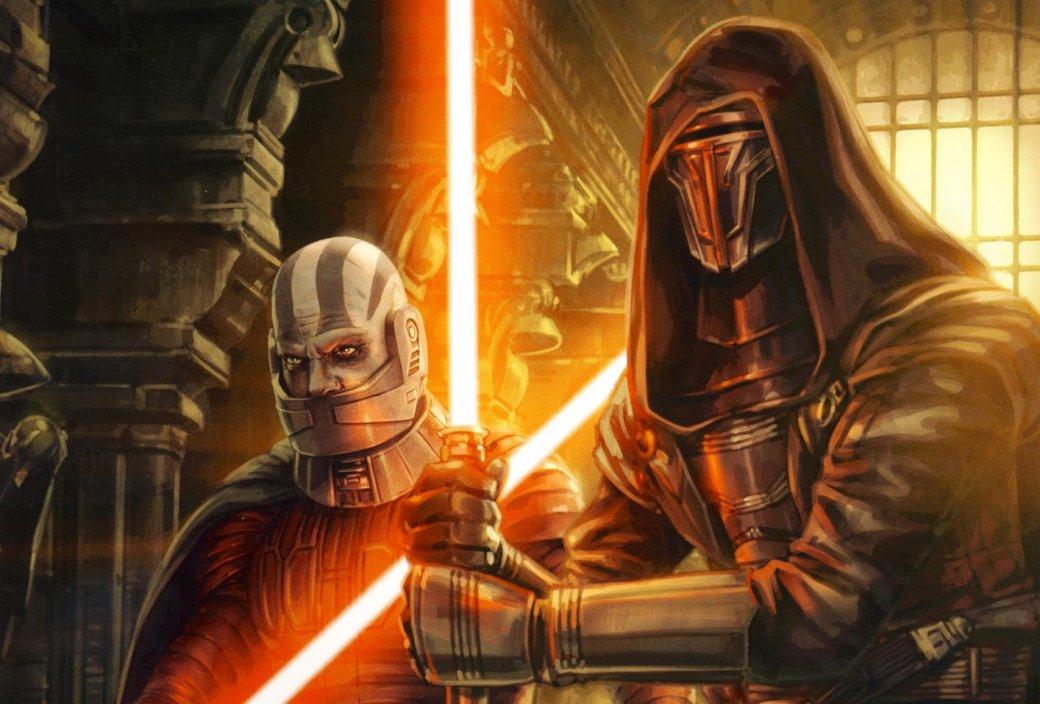 Сила в слове: истории из «Звездных войн», которые отменили. - Изображение 3