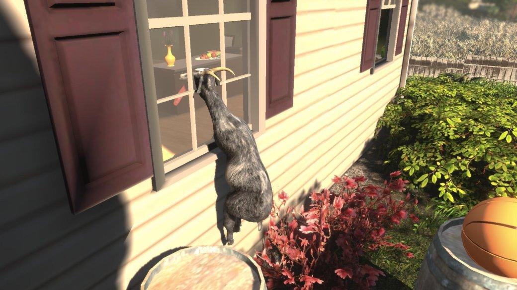 Goat Simulator выйдет на PS3 и PS4 в следующем месяце - Изображение 1