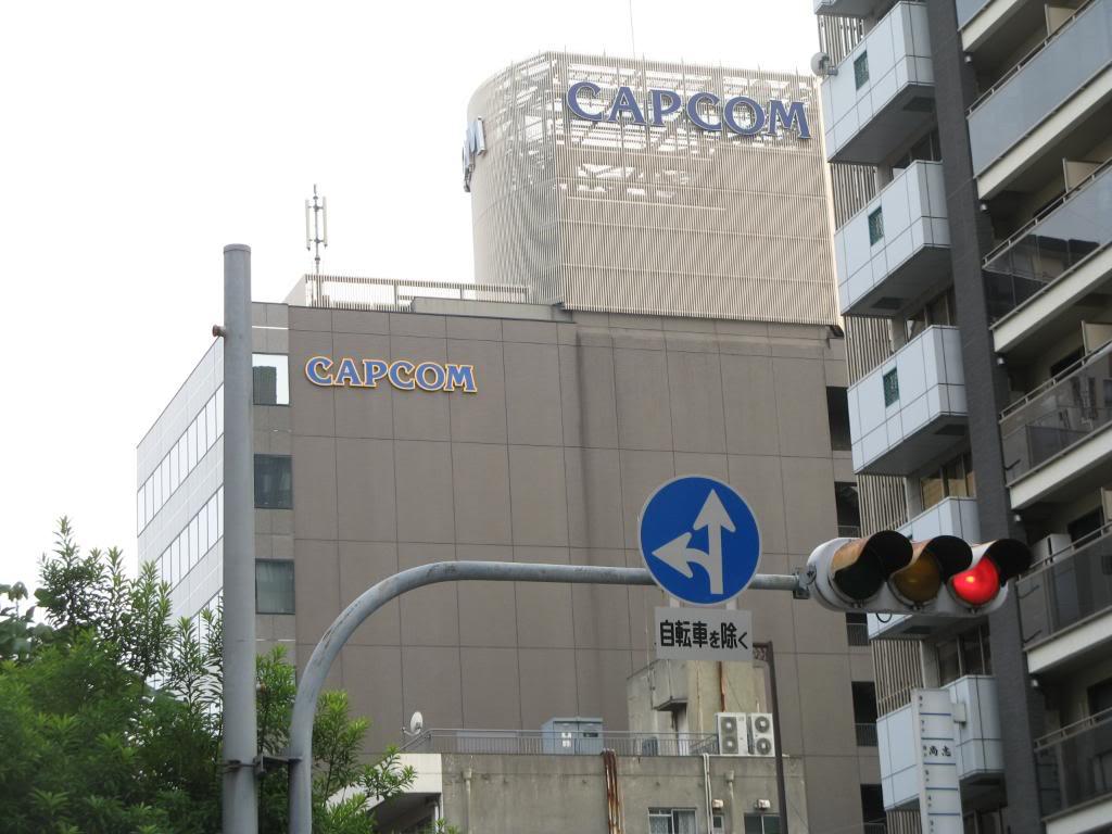 Capcom строит два центра в Осаке за $80 млн  - Изображение 1