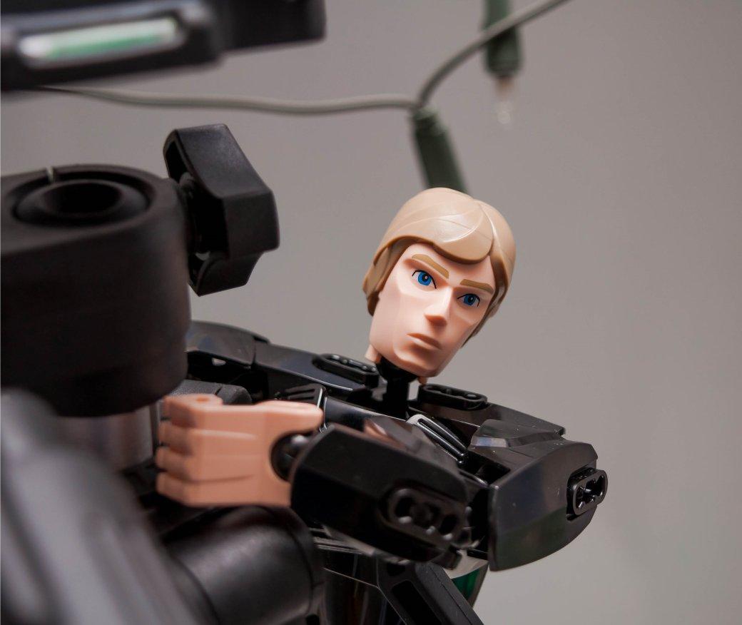 Нелепые приключения сборных фигурок LEGO Star Wars. - Изображение 10