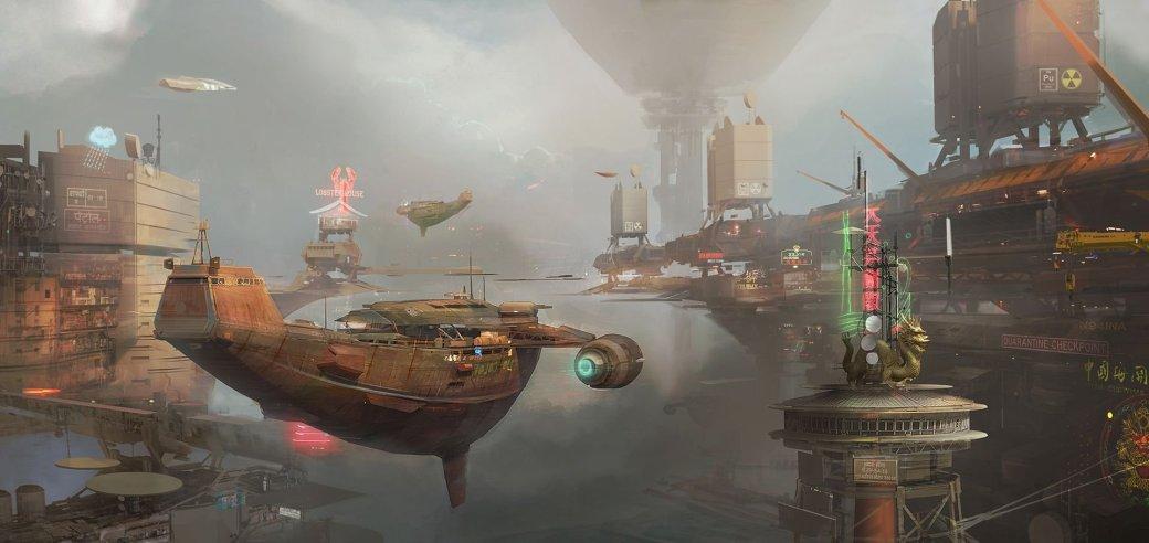 GTA в космосе? Первые подробности геймплея Beyond Good & Evil 2. - Изображение 1