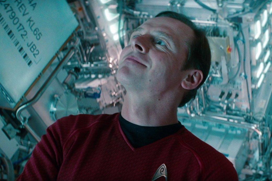 Саймон Пегг уверяет, что новый Star Trek не будет «Форсажем» в космосе - Изображение 1