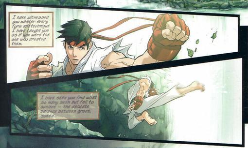 Комиксы: Street Fighter - Изображение 4