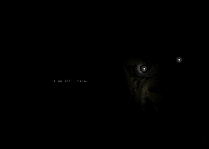 Five Nights at Freddy's 3 всплыла на сайте разработчика. - Изображение 1