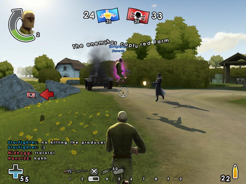 Играем с разработчиками: Battlefield Heroes - Изображение 3