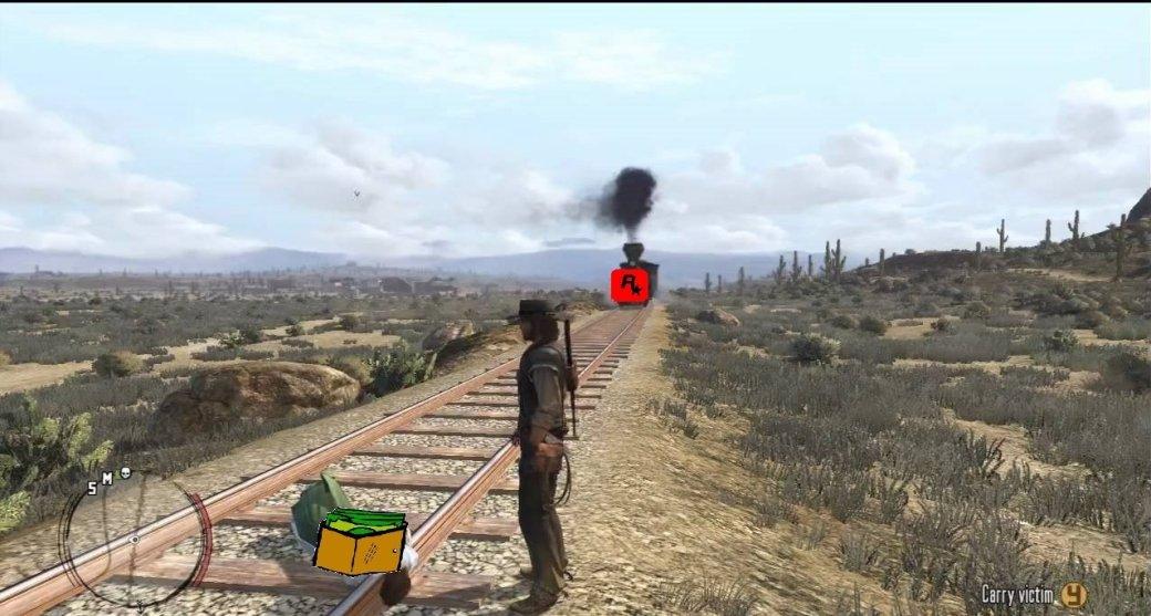 Как Интернет встретил первый трейлер Red Dead Redemption 2 - Изображение 1