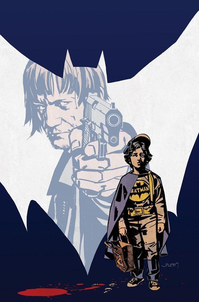 DCвыпустит комикс оребенке, повторившем судьбу Бэтмена. - Изображение 1