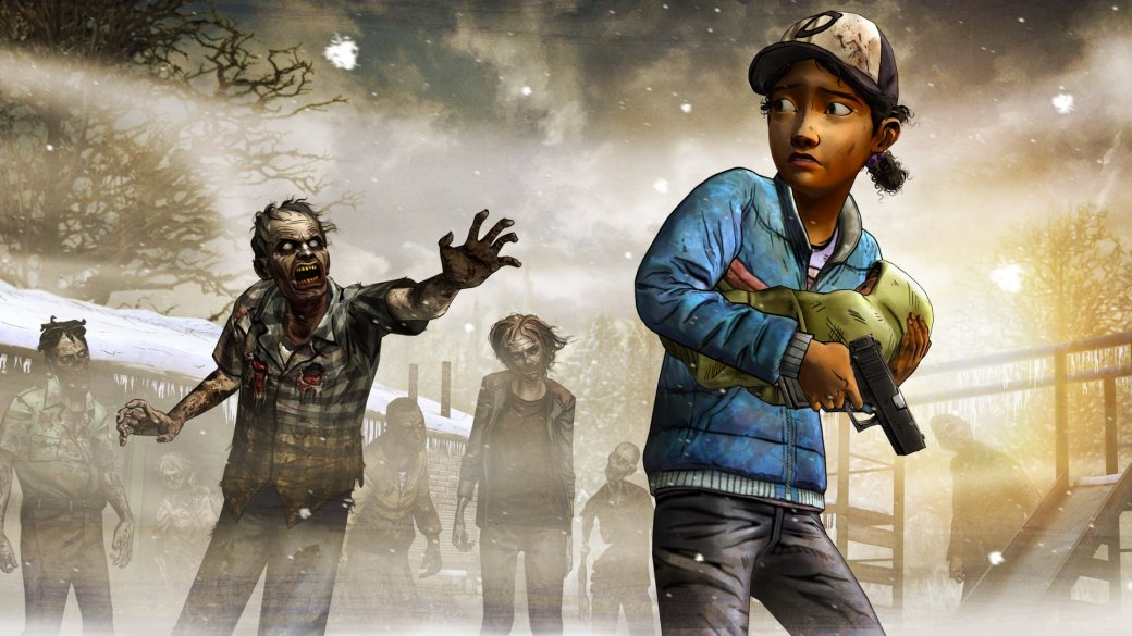 Рецензия на The Walking Dead: Season Two Finale No Going Back - Изображение 1