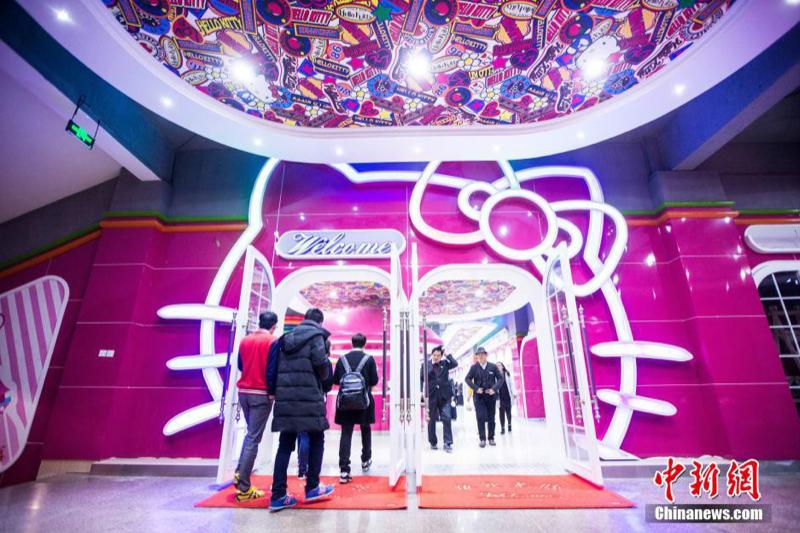 Hello Kitty покорила ведущий научно-технический университет Китая - Изображение 1