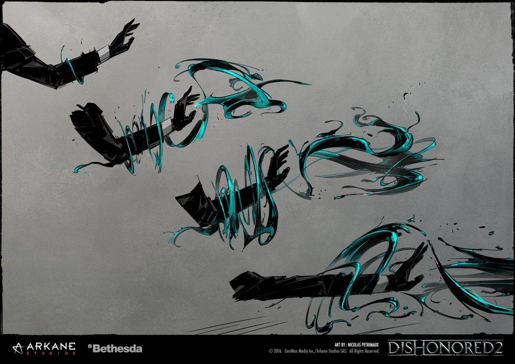 Потрясающие концепт-арты Dishonored 2 отхудожника игры - Изображение 1