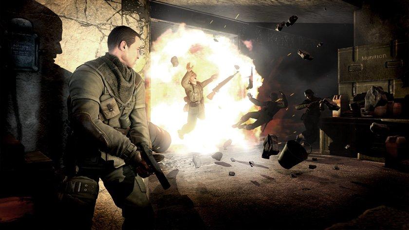 Рецензия на Sniper Elite V2 - Изображение 4