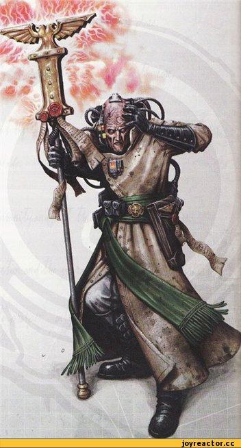 Warhammer 40000. История длинною в миллионы световых лет. Продолжение. - Изображение 2