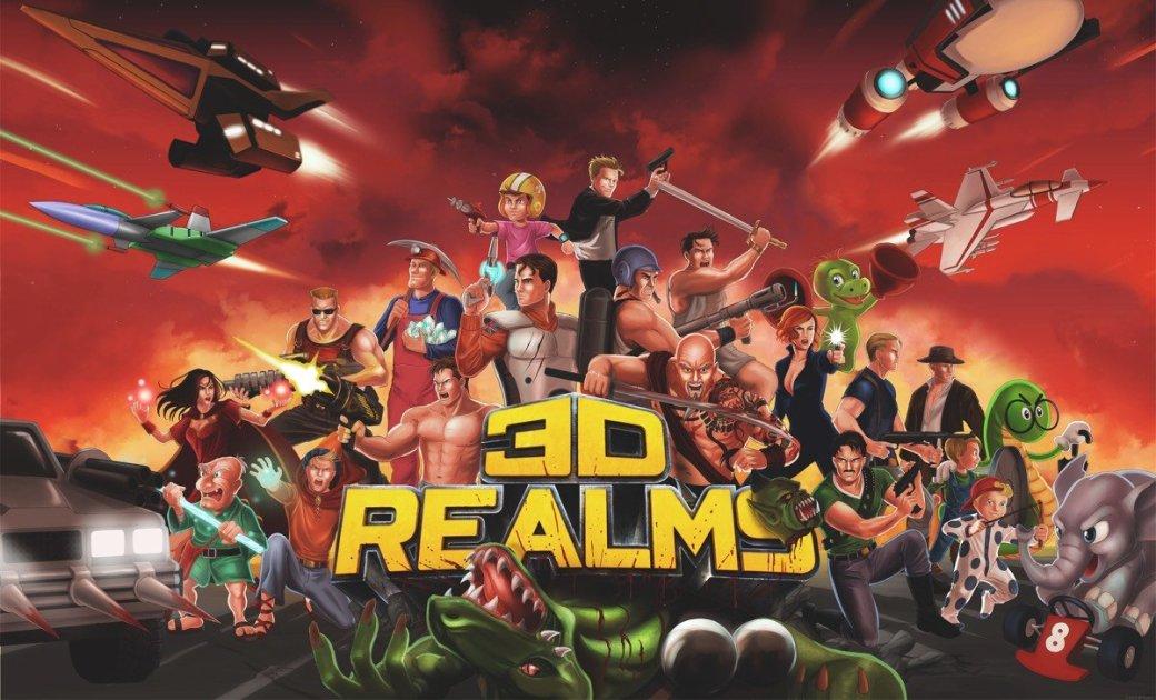 3D Realms вернулась со сборником старых игр - Изображение 1