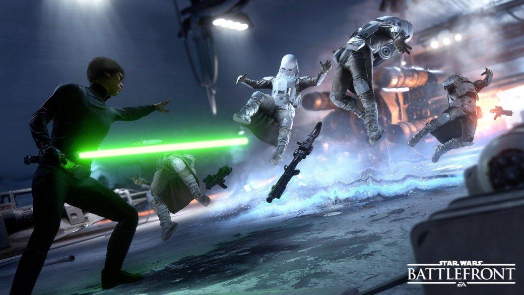 На PS4 в Battlefront играют больше, чем на PC и Xbox вместе взятых - Изображение 1