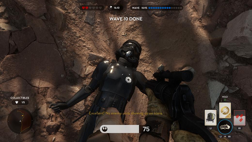 Рецензия на Star Wars Battlefront (2015). Обзор игры - Изображение 8