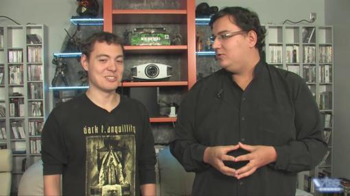 Говорят и показывают. Интервью: «Видеомания», «Креатент» (Games-TV), Kanobu.ru, Level UP - Изображение 4