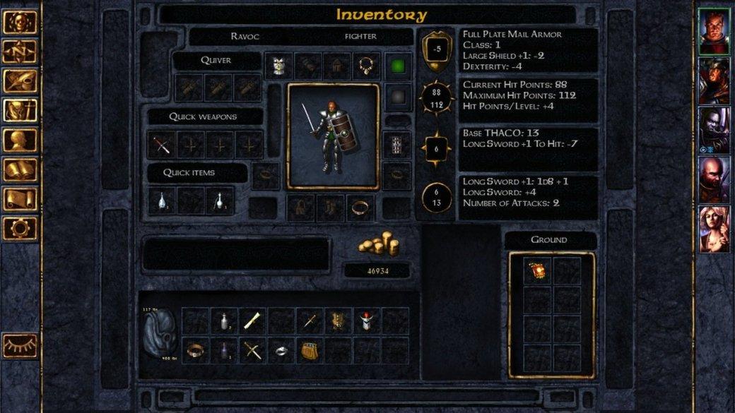 Рецензия на Baldur's Gate: Enhanced Edition - Изображение 3