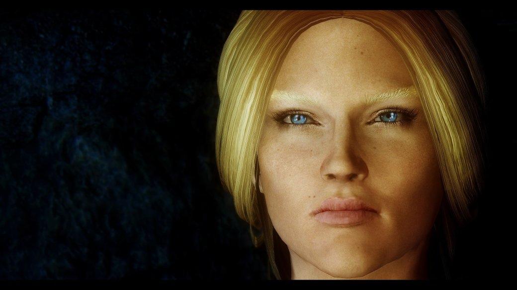 Лица The Elder Scrolls 5: Skyrim. Продолжение - Изображение 9