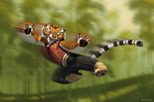 фото тигрицы и панды по