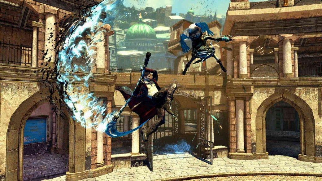 DmC: Devil May Cry. Интервью с разработчиками. - Изображение 5