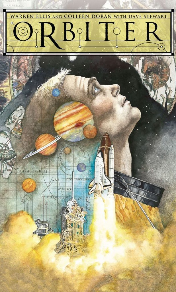 Самые жуткие комиксы про космос, которые вы только можете представить. - Изображение 17