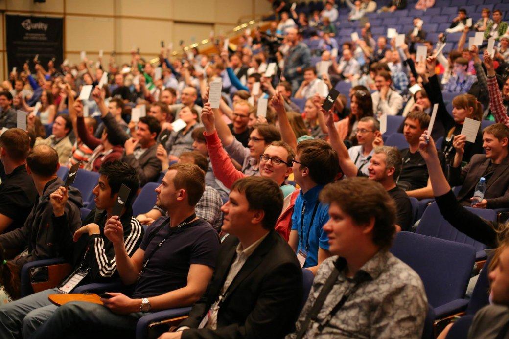 В Минске открылась конференция DevGAMM 2014 - Изображение 1