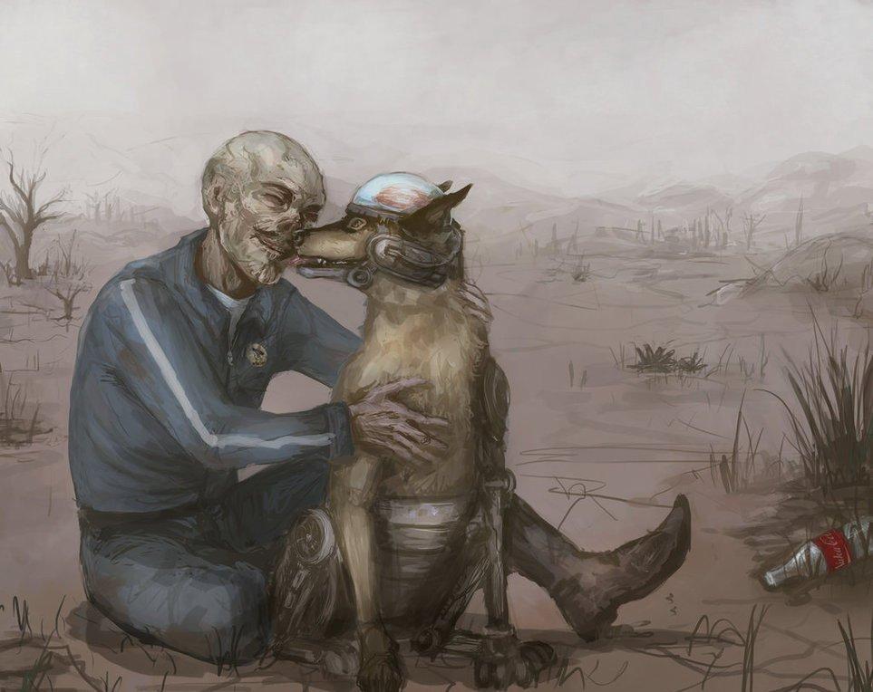 Лучший арт мира Fallout - Изображение 47