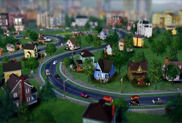 SimCity: впечатления с Gamescom 2012 - Изображение 1