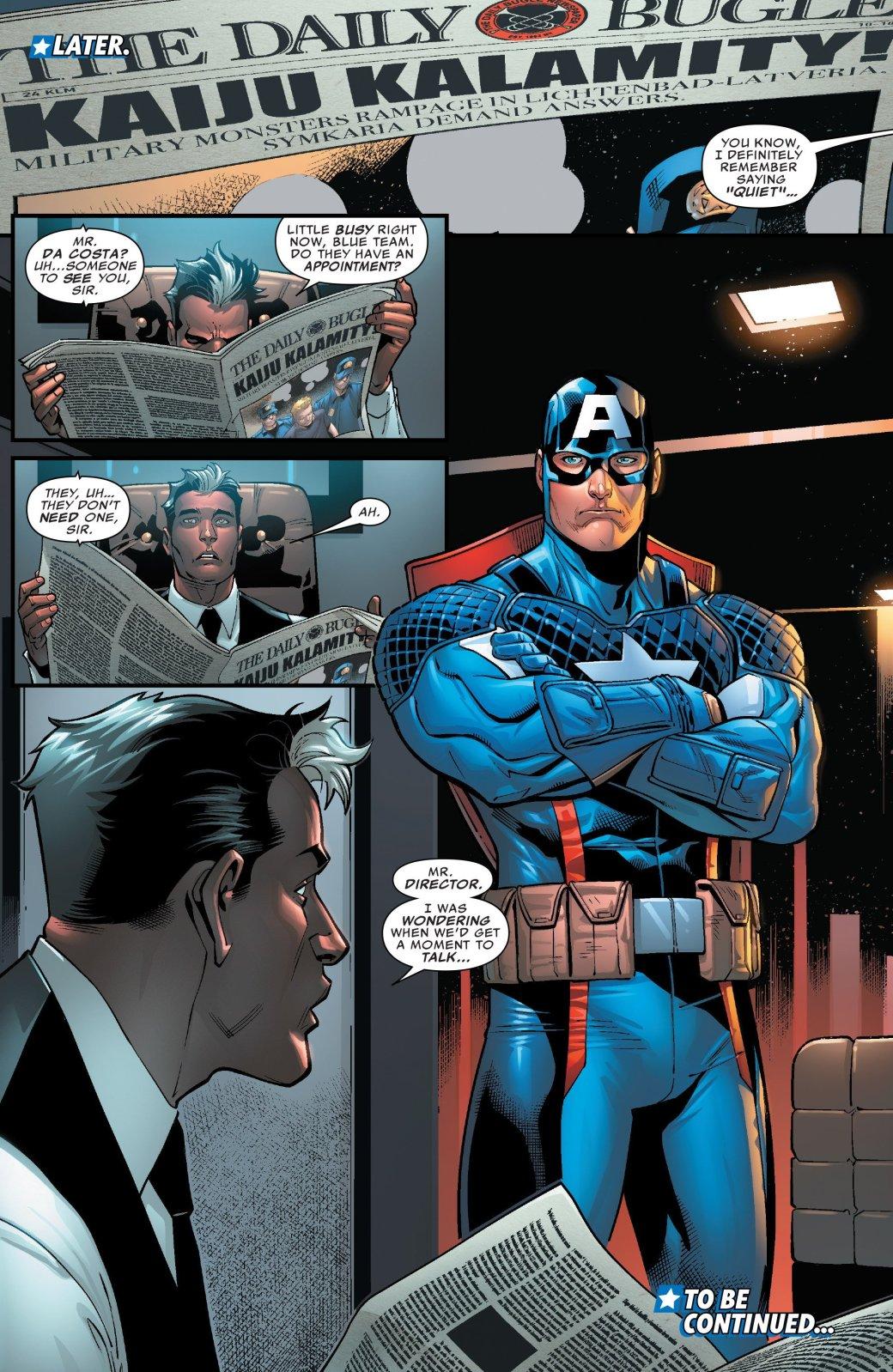 Дэдпул ненадолго превратился в Халка в новом номере U.S.Avengers - Изображение 4