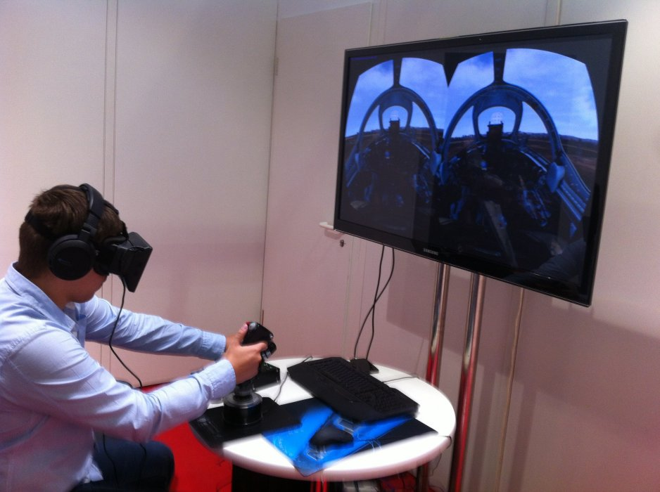 War Thunder. Впечатление от закрытого показа в очках Oculus Rift - Изображение 1