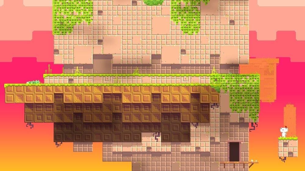 Рецензия на Fez. Обзор игры - Изображение 4