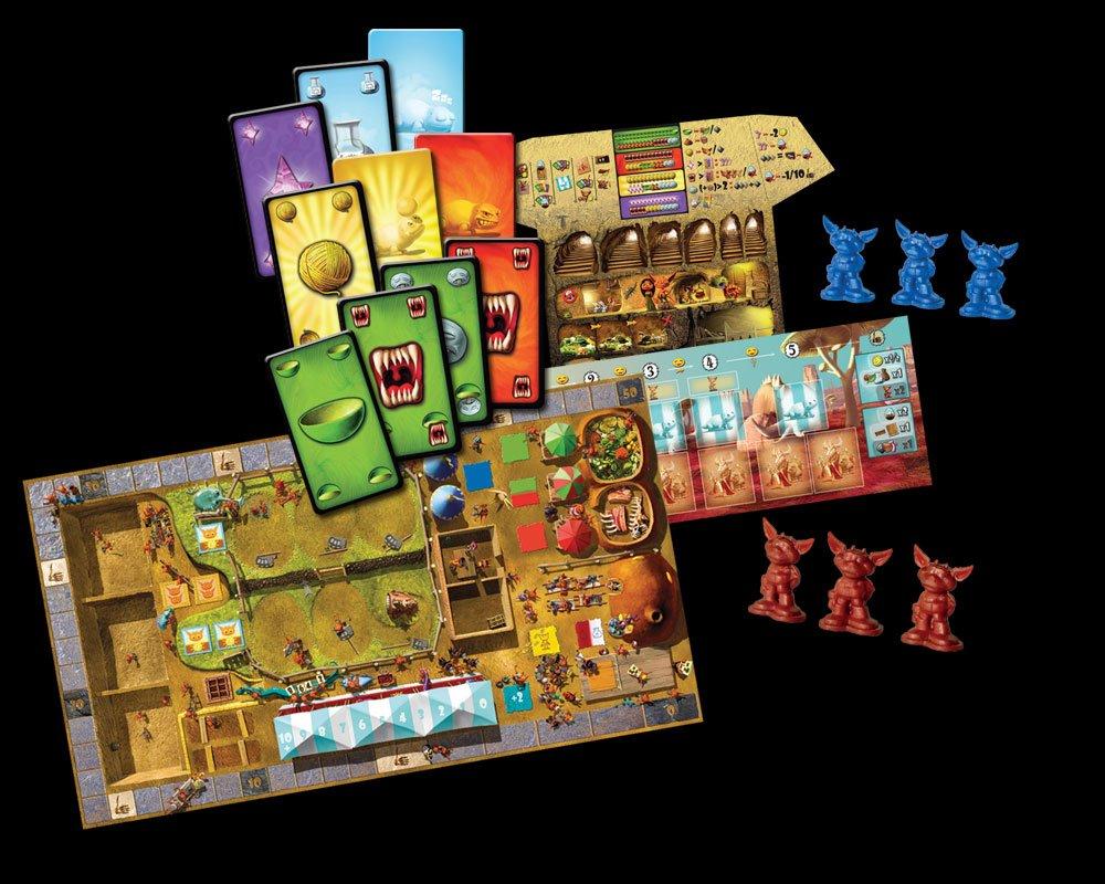 Dungeon Petz - ярмарка монстров на вашем столе - Изображение 4