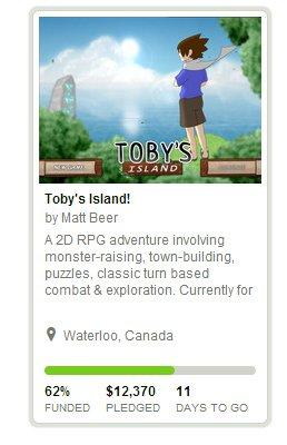 Гость с Kickstarter: Toby's Island - Изображение 25