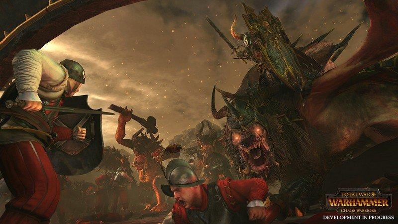 Воины Хаоса больше не требуют предзаказа Total War: Warhammer - Изображение 1