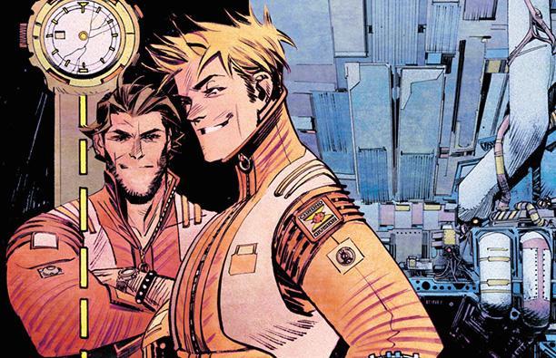 Universal экранизирует новый комикс Миллара «Хрононавты» - Изображение 1