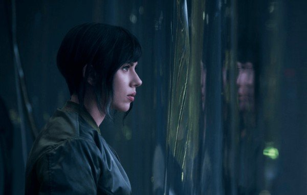 Первое фото Скарлетт Йоханссон из Ghost in the Shell - Изображение 2