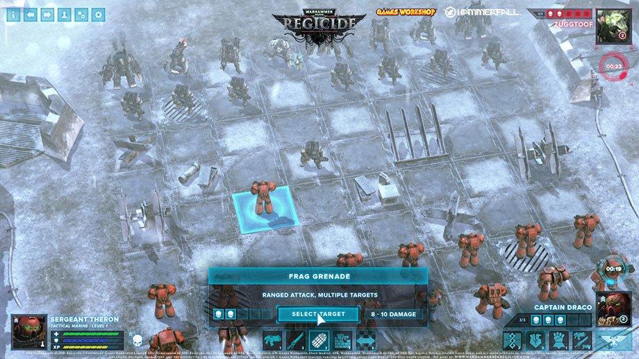 Шахматы по Warhammer 40 000 появятся в Steam Early Access 5 мая - Изображение 1