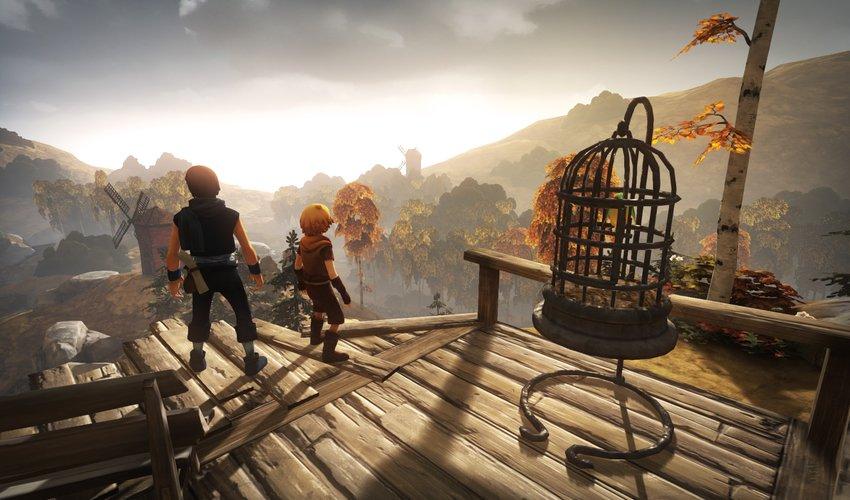 Brothers и Sniper Elite 2 подарят подписчикам Xbox Live Gold в феврале - Изображение 1