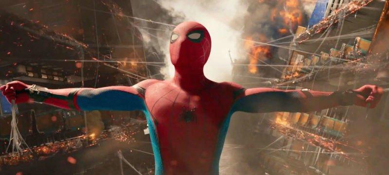 10 лучших сцен изфильма «Человек-Паук: Возвращение домой» - Изображение 3