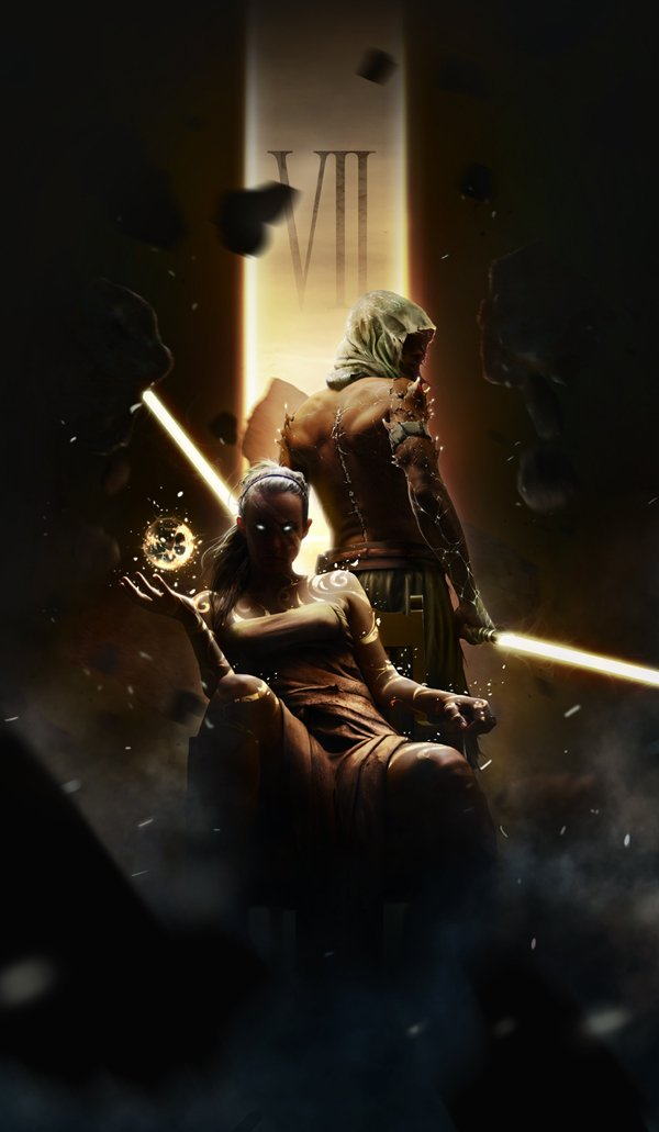 Фанатские постеры Star Wars: Episode VII - Изображение 35