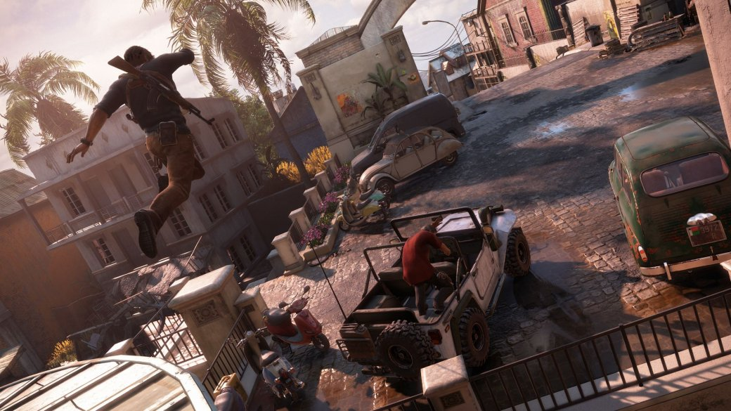 20 изумительных скриншотов Uncharted 4 - Изображение 6