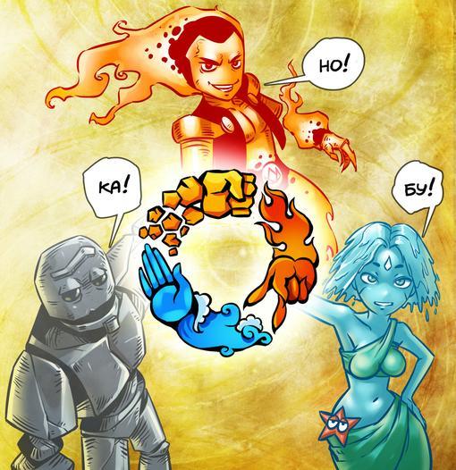Канобу-комикс. Весь первый сезон - Изображение 1