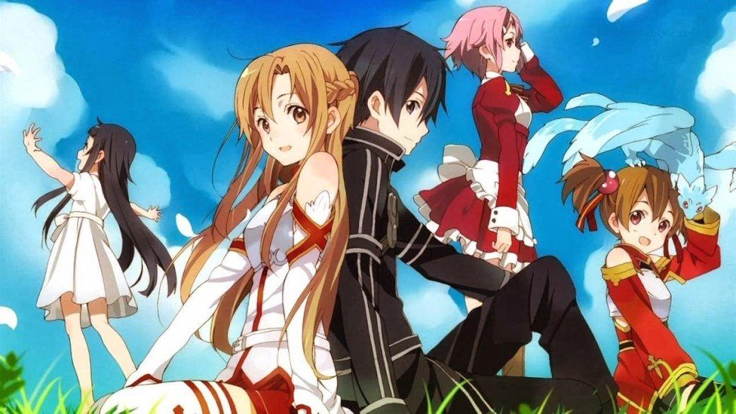 Японский чарт возглавила игра по вселенной Sword Art Online - Изображение 1